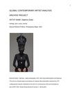 Delphine Diallo: artist analysis archive