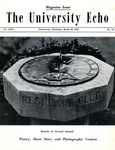 University echo by University of Chattanooga