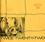 Twice twenty-two by University of Tennessee at Chattanooga