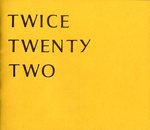 Twice twenty-two